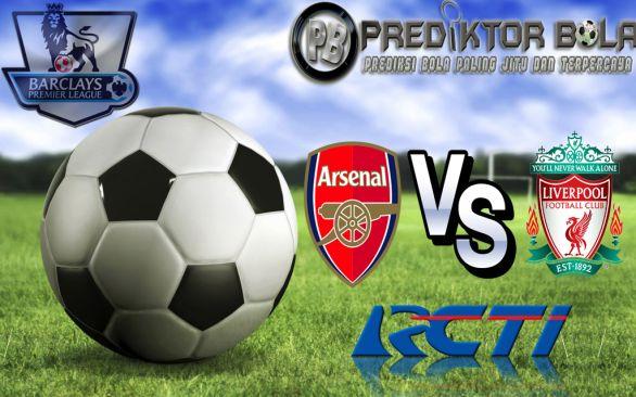 Prediksi Bola Arsenal vs Liverpool 14 Agustus 2016