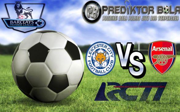 Prediksi Bola Leicester City vs Arsenal 20 Agustus 2016