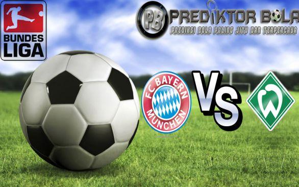 Prediksi Bayern Munchen vs Werder Bremen 27 Agustus 2016