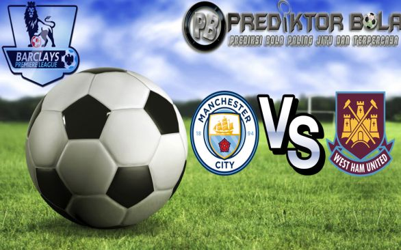 Prediksi Bola Manchester City vs West Ham United 28 Agustus 2016