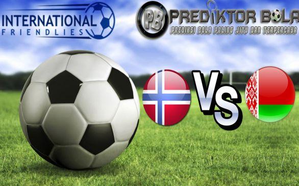 Prediksi Bola Norwegia vs Belarusia 01 September 2016