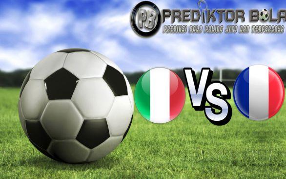 Prediksi Bola Italia vs Prancis 02 September 2016