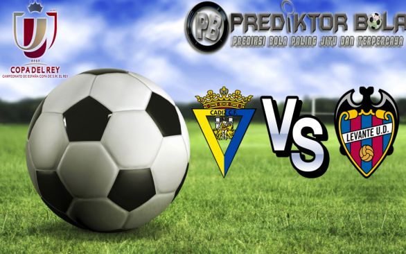 Prediksi Bola Cadiz vs Levante 8 September 2016