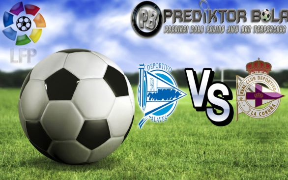 Prediksi Bola Alaves VS D. La Coruna 20 September 2016