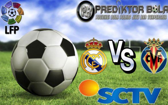 Prediksi Bola Real Madrid vs Villarreal 22 September 2016