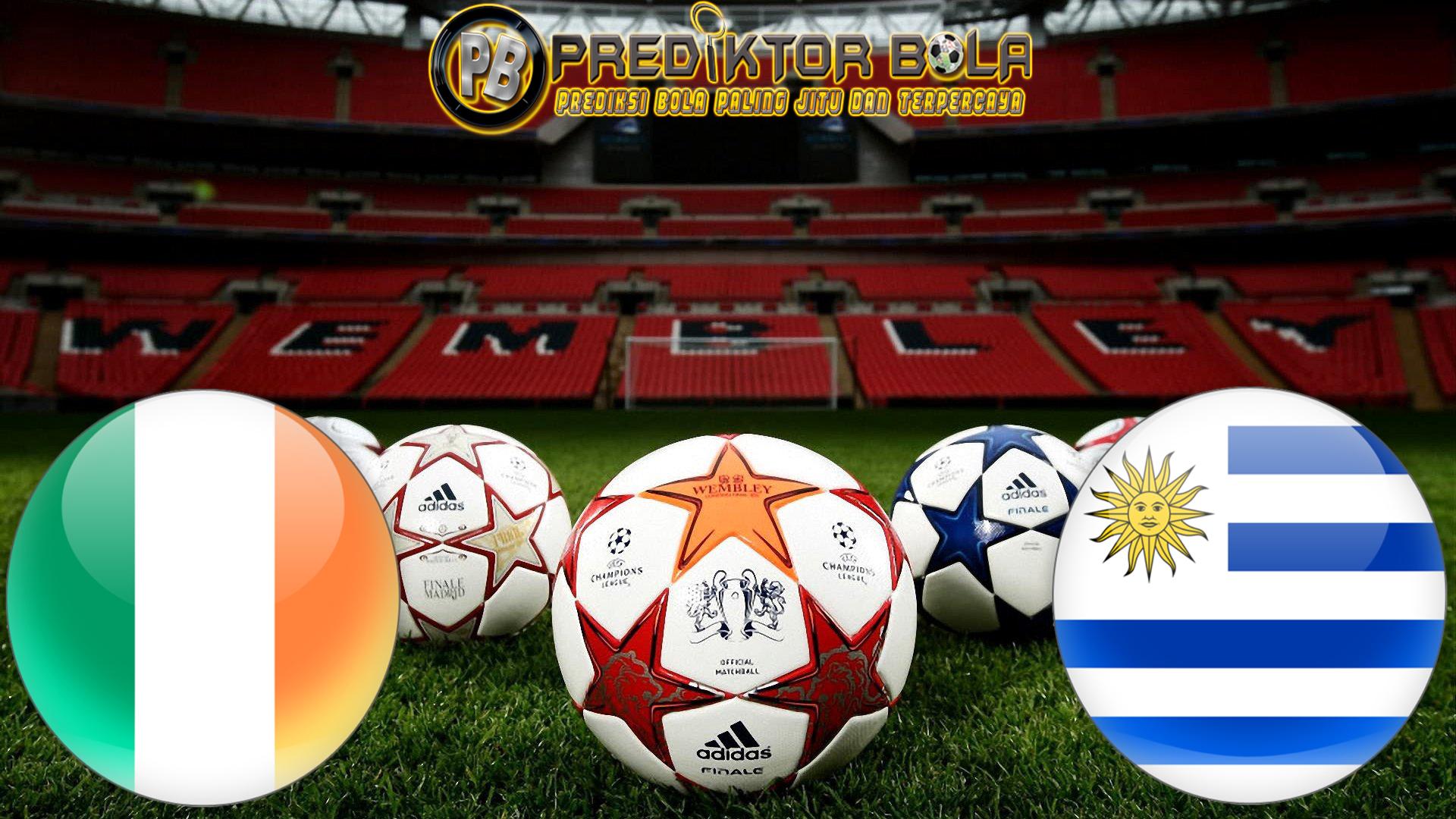 Prediksi Bola Republic of Ireland vs Uruguay 5 Juni 2017