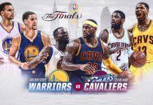 Final NBA 2018, Warriors vs Cavaliers