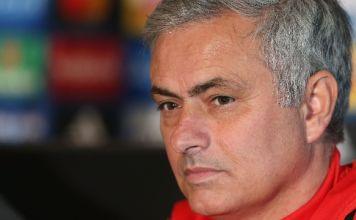 Jose Mourinho Pelatih Manchester United