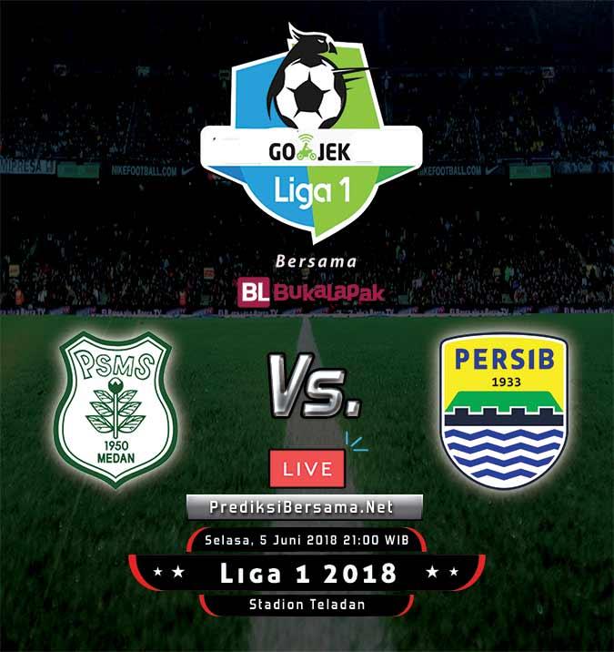 Persib Bandung Vs Borneo Fc: Jadwal & Prediksi PSMS Medan Vs Persib Bandung