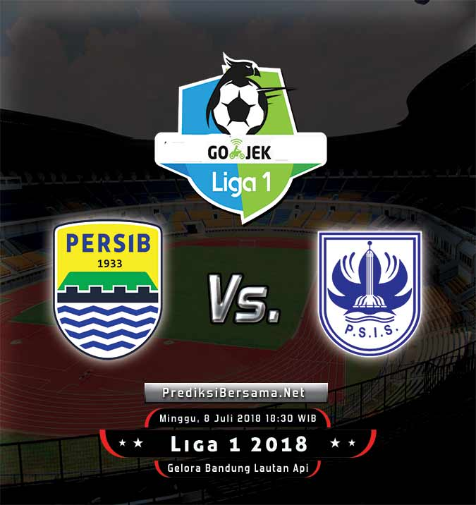 Persib Bandung Vs Psis Semarang Liga