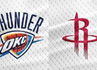 Prediksi Oklahoma City Thunder vs Houston Rockets