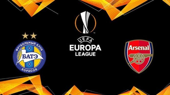 Prediksi BATE Borisov vs Arsenal