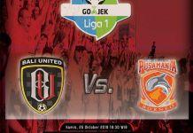 Prediksi Bali United vs Borneo FC