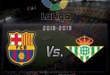 Prediksi Skor Barcelona vs Real Betis 11 November 2018