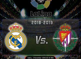 Prediksi Real Madrid vs Valladolid