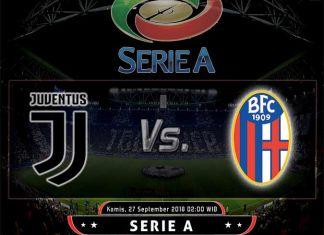 Prediksi Skor Juventus vs Bologna 27 September 2018