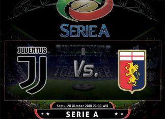 Prediksi Skor Juventus vs Genoa
