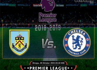 Prediksi Skor Burnley vs Chelsea 28 Oktober 2018