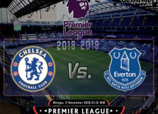 Prediksi Skor Chelsea vs Everton 11 November 2018