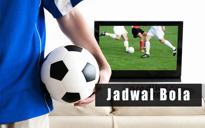 Jadwal Bola Hari Ini, Siaran Langsung Pertandingan Sepakbola