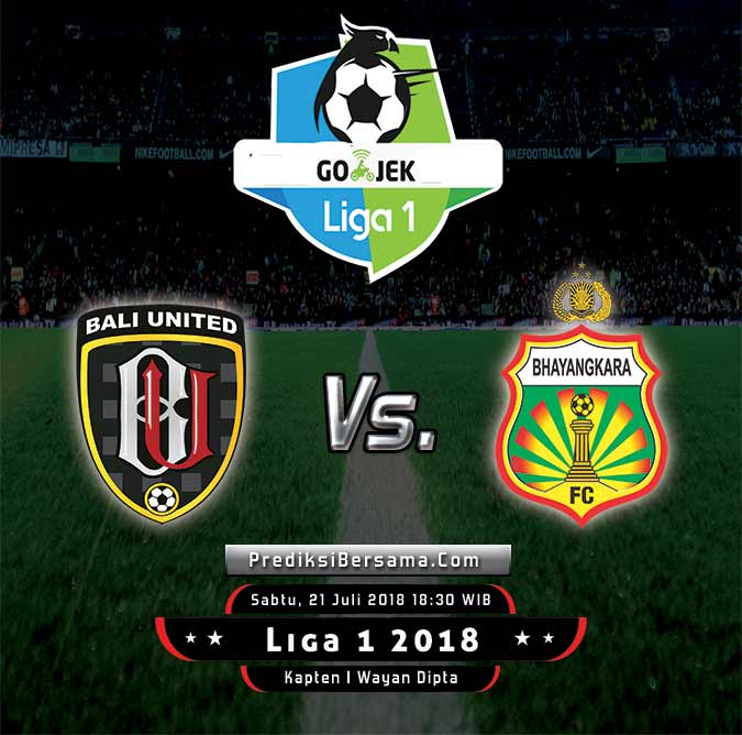 Live Streaming Bola: Prediksi Bali United Vs Bhayangkara FC: Preview, Susunan