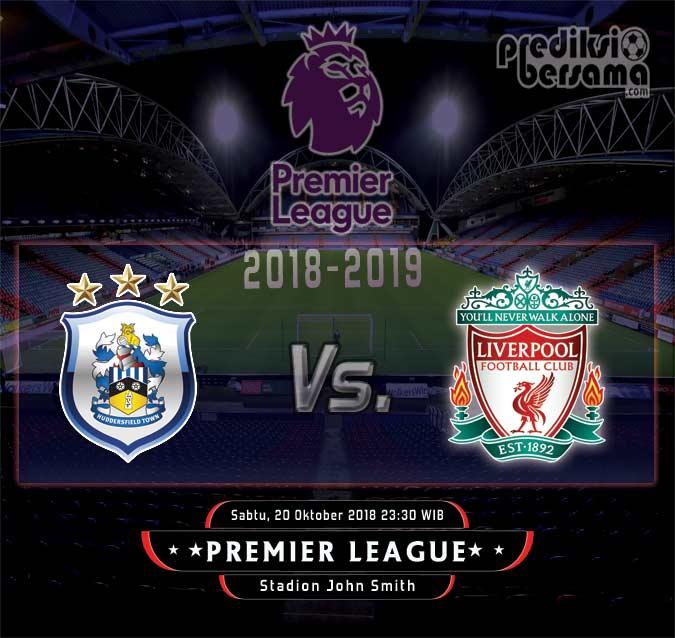 Prediksi Huddersfield vs Liverpool