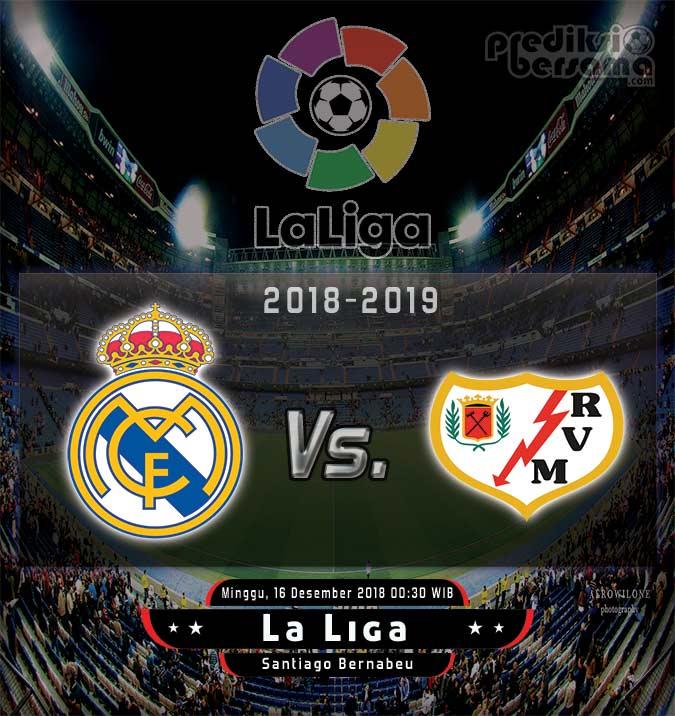 Prediksi Real Madrid vs Rayo Vallecano