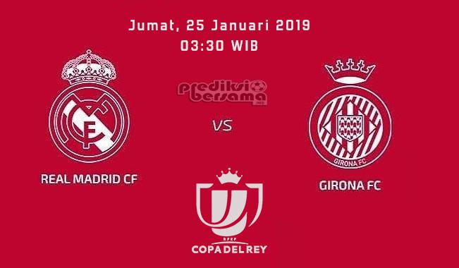 Prediksi Real Madrid vs Girona