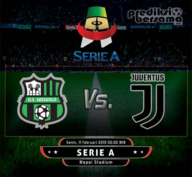 Prediksi Sassuolo vs Juventus