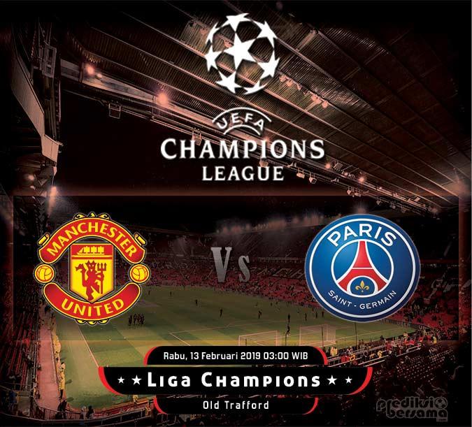 Prediksi Manchester United vs Paris Saint-Germain