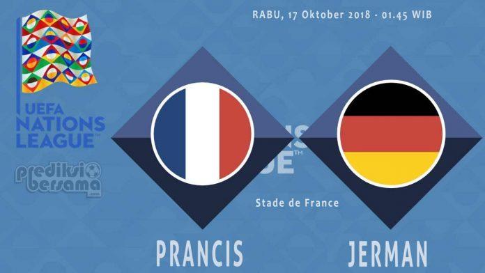 Prediksi Prancis vs Jerman: Preview, Berita Tim, Susunan Pemain