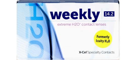 Extreme H2O Weekly Lenses