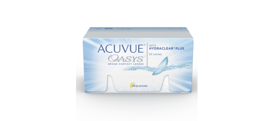 Acuvue Oasys With Hydraclear Plus 24pk