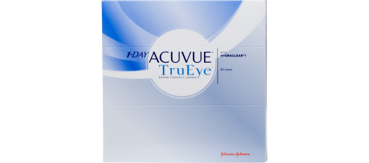 1-Day Acuvue TruEye With Hydraclear