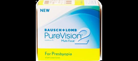 PureVision 2 Multifocal For Presbyopia