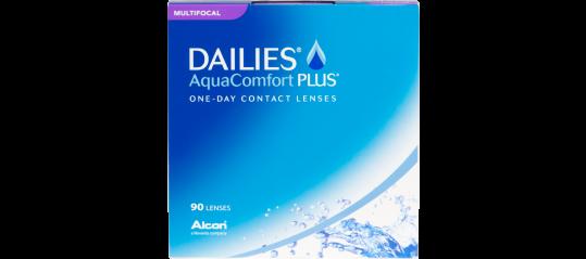 DAILIES AquaComfort Multifocal