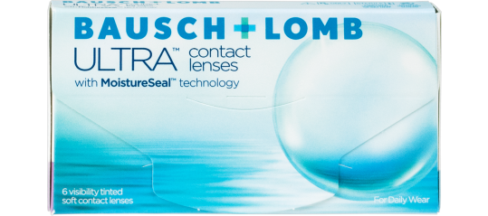 Ultra Contact Lenses With MoistureSeal