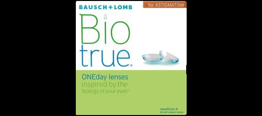 Biotrue ONEday For Astigmatism 90pk