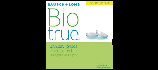 Biotrue One Day Presbyopia