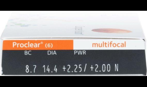Proclear Multifocal N