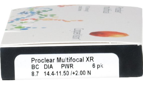 Proclear Multifocal D XR