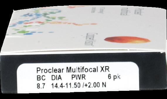 Proclear Multifocal D XR
