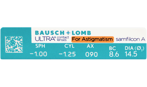 Ultra for Astigmatism