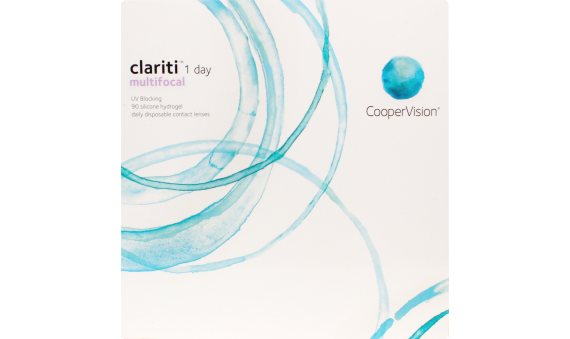 clariti 1-Day Multifocal