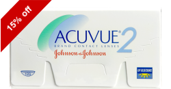 Acuvue 2 6 lenses per box