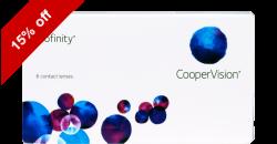 Biofinity 6 lenses per box
