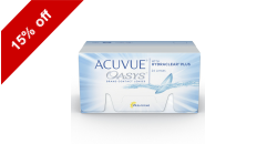 Acuvue Oasys 24 lenses per box