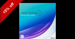 Precision 1 Dailies 90 lenses per box