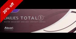 DAILIES Total1 Multifocal 30 lenses per box