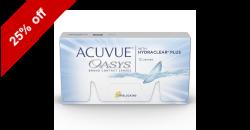 Acuvue Oasys 12 lenses per box